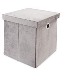 Kirkton House Charcoal Storage Cube
