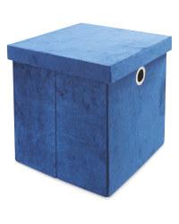 Kirkton House Navy Storage Cube