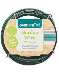 PVC Coated Wire 50m x 1.2mm