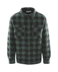 Workzone Padded Workwear Jacket - Green