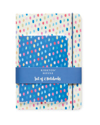 Paint Spot Notebook 2-Pack