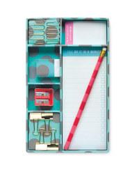 Paint Spot Stationery Set