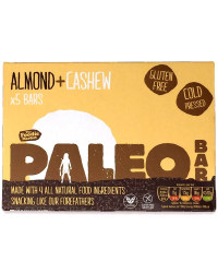 Paleo Bars Almond + Cashew