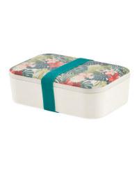 Palm Bamboo Lunch Box