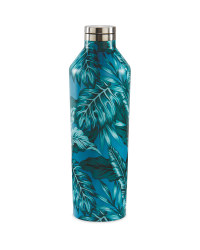 Palm Leaf Insulated Hydration Bottle