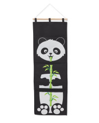 Panda Nursery Hanging Storage