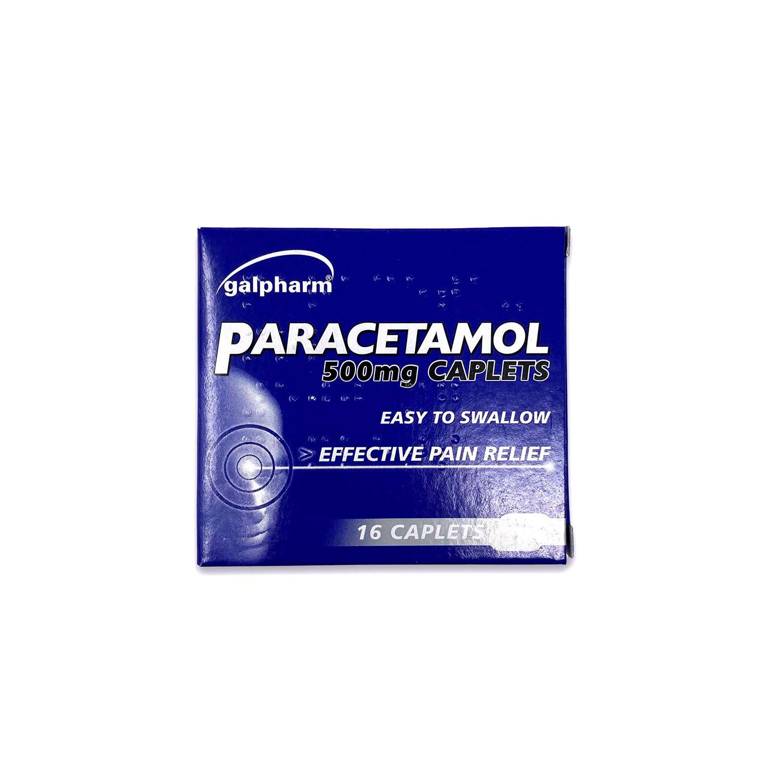Paracetamol Caplets