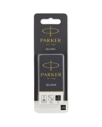 Parker Black Ink Pen Cartridges
