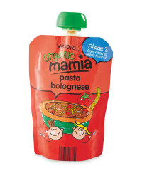 Pasta Bolognese Stage 2 Pouch