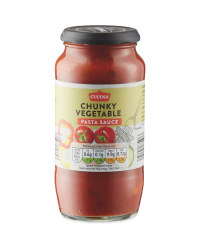 Pasta Sauce - Chunky Vegetable