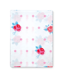 Pastel Plastic Tablecloth