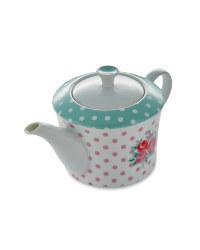 Pastel Porcelain Teapot