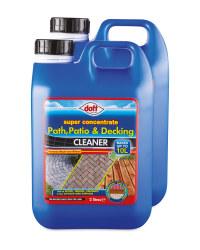 Path & Patio Cleaner 2 Pack Bundle