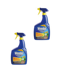 Path & Patio Weed Killer 2 Pack