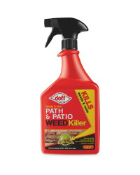 Patio/Garden Weedkiller 1L
