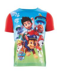 Paw Patrol Character T-Shirt