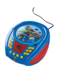 Paw Patrol CD Player & Radio