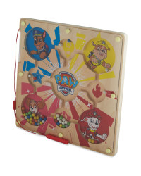 Wooden Paw Patrol Magnetic Maze