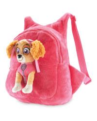 Paw Patrol Skye Plush Backpack