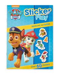 Paw Patrol Sticker Book