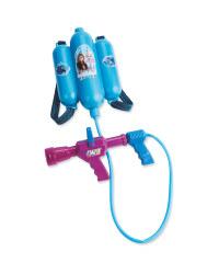 Frozen Water Blaster Backpack
