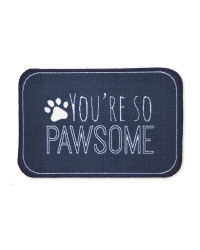 Pawsome Large Washable Feeding Mat
