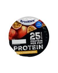 Peach & Passionfruit Protein Yogurt