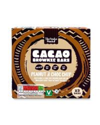 Peanut & Choc Chip Cacao Bars