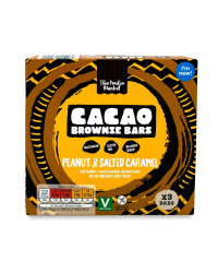 Peanut & Salted Caramel Cacao Bars
