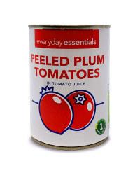 Peeled Plum Tomatoes