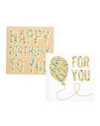 Penny Pots Birthday Wish Cards