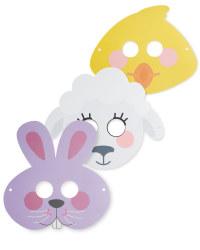 Easter Masks 3-Pack