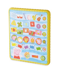 Peppa Pig Learning Tablet