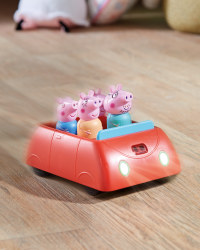 Peppa Pig's Electronic Clever Car