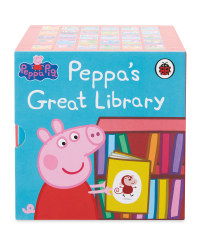 Peppa Pig 30 Book  Collection
