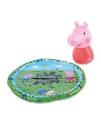 Peppa Pig Bopper And Muddy Puddle