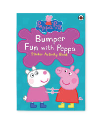 Peppa Pig Bumper Activity Book