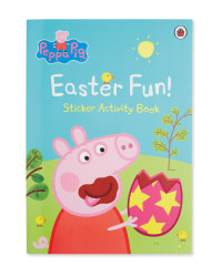 Peppa Pig Easter Sticker Book