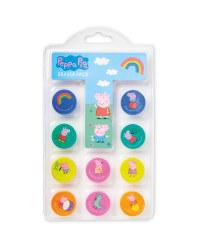 Peppa Pig Eraser Pack