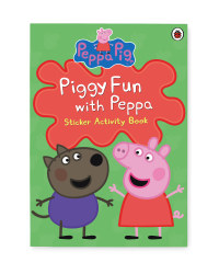 Piggy Fun with Peppa