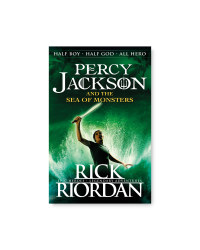Percy Jackson & The Sea Of Monsters