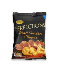 Perfections Chicken & Thyme Crisps
