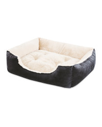 Pet Collection Extra-Large Bed - Black