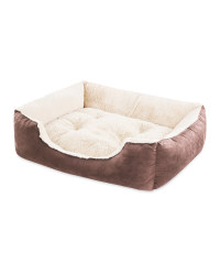 Pet Collection Extra-Large Bed - Brown