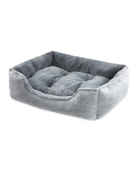 Pet Collection Extra-Large Bed - Grey