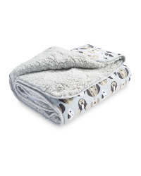 Pet Collection 101 Dogs Pet Blanket