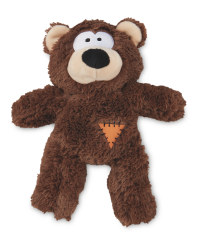 Pet Collection Bear Plush Dog Toy