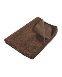Pet Collection Blanket - Brown