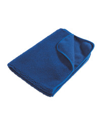 Pet Collection Blanket - Navy