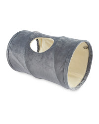 Pet Collection Cat Tunnel - Grey
